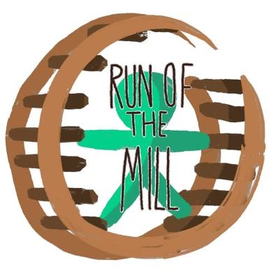 run of the mill logo