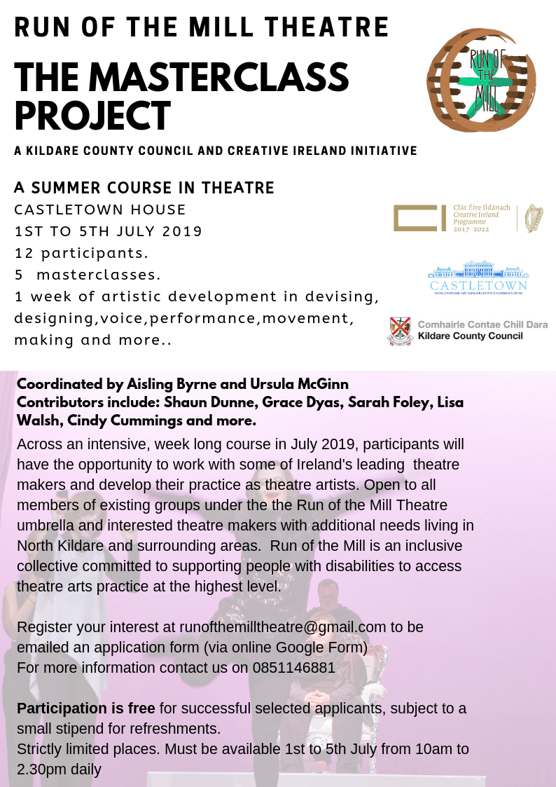 The Masterclass Project Final